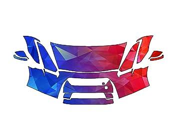 Nissan GTR 2008 - 2011 3 m Scotchgard troquelada Lámina Protección de pintura transparente sujetador Kit: Amazon.es: Coche y moto