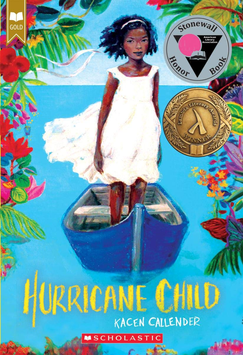 Hurricane Child _LGBTQIA+ Books_ Bored Teachers