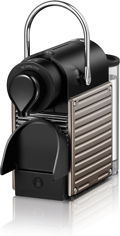 Nespresso Pixie Krups XT301T - Máquina de café, apagado automático ...