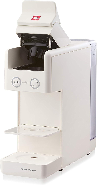 White 12.20x3.9x10.40 Illy NEW 2020 y3.3 Espresso and Coffee Machine