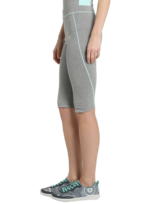 Ultrasport Pantaloni Capri da Donna per Fitness//Sport