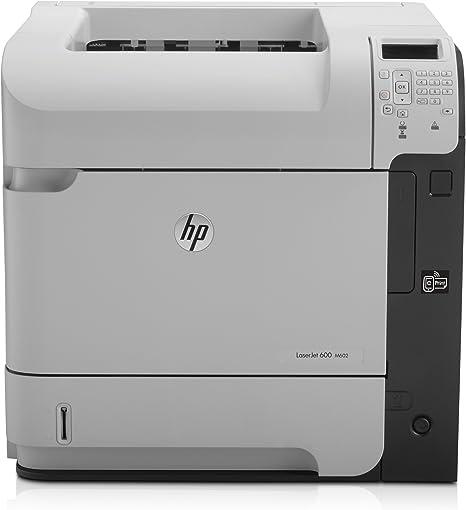Amazon.com: HP LaserJet Ent 600 M602 N impresora ...