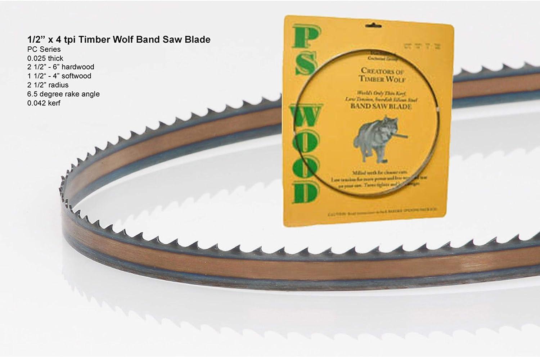 木狼带锯刀片