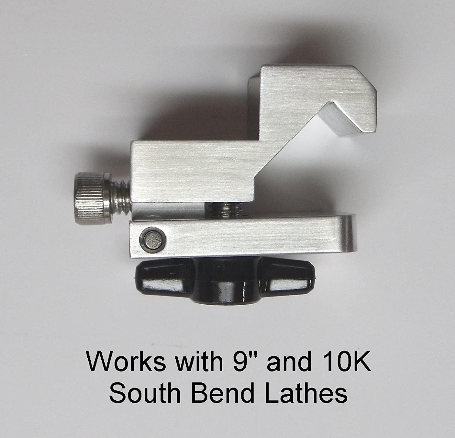 """South Bend lathe dial indicator and clamp for 9/""""/&10K"""