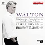 Walton: Concerto For Viola [James Ehnes; BBC Symphony Orchestra; Edward Gardner] [Chandos: CHSA 5210]