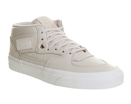 7b8be6faad8 Vans Half Cab Whisper Pink Leather - 7 UK  Amazon.co.uk  Shoes   Bags