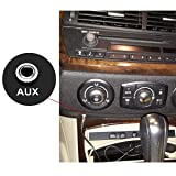 BMW Auxiliary Input Female Cable, Aux Audio Adapter for BMW Z4 BM54 E39 E53 X5 Wire