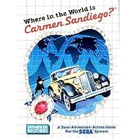 Where in the World is Carmen Sandiego - Sega Master System