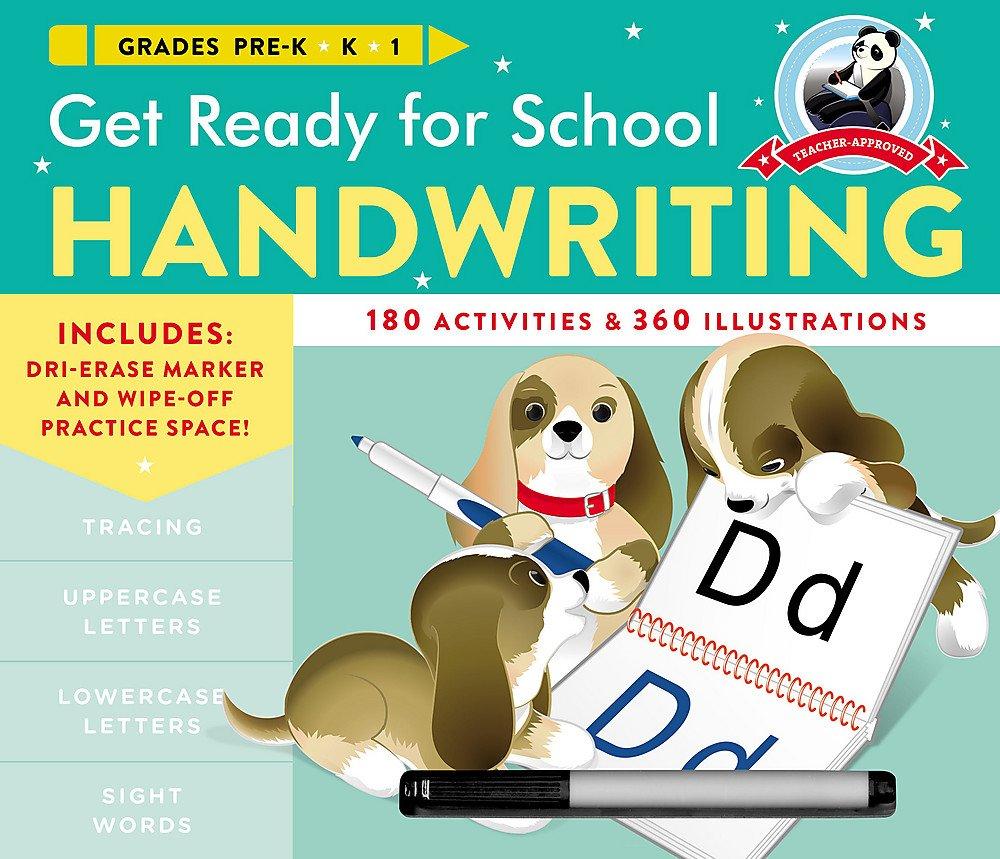Get Ready for School Handwriting