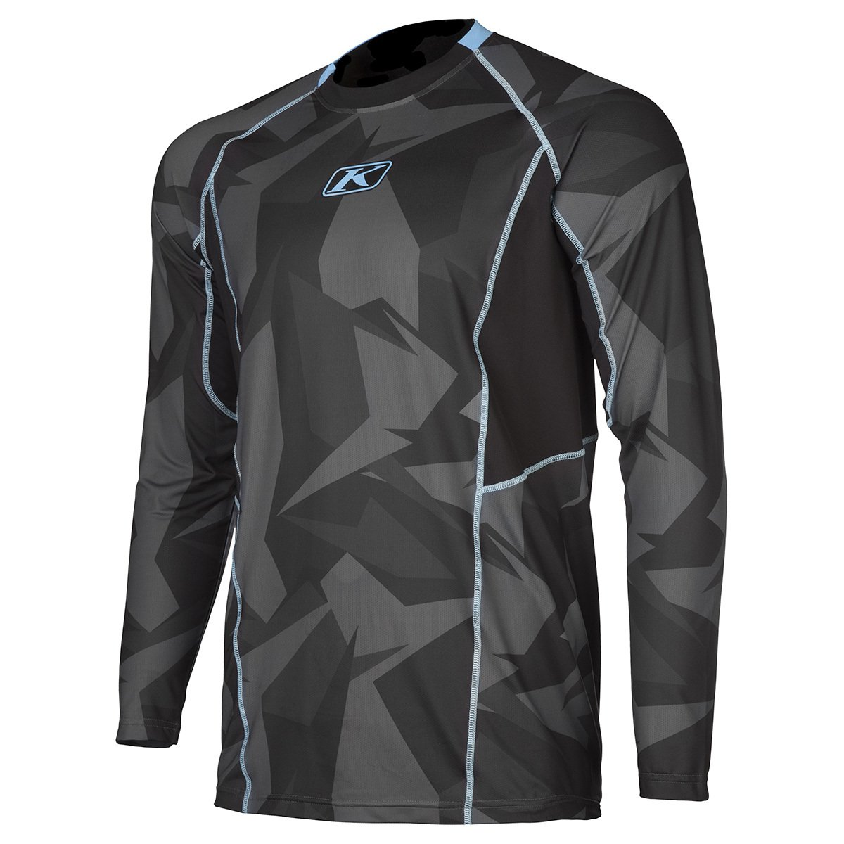 Klim Aggressor Cool -1.0 Men's Long Sleeve - XXX-Large Camo