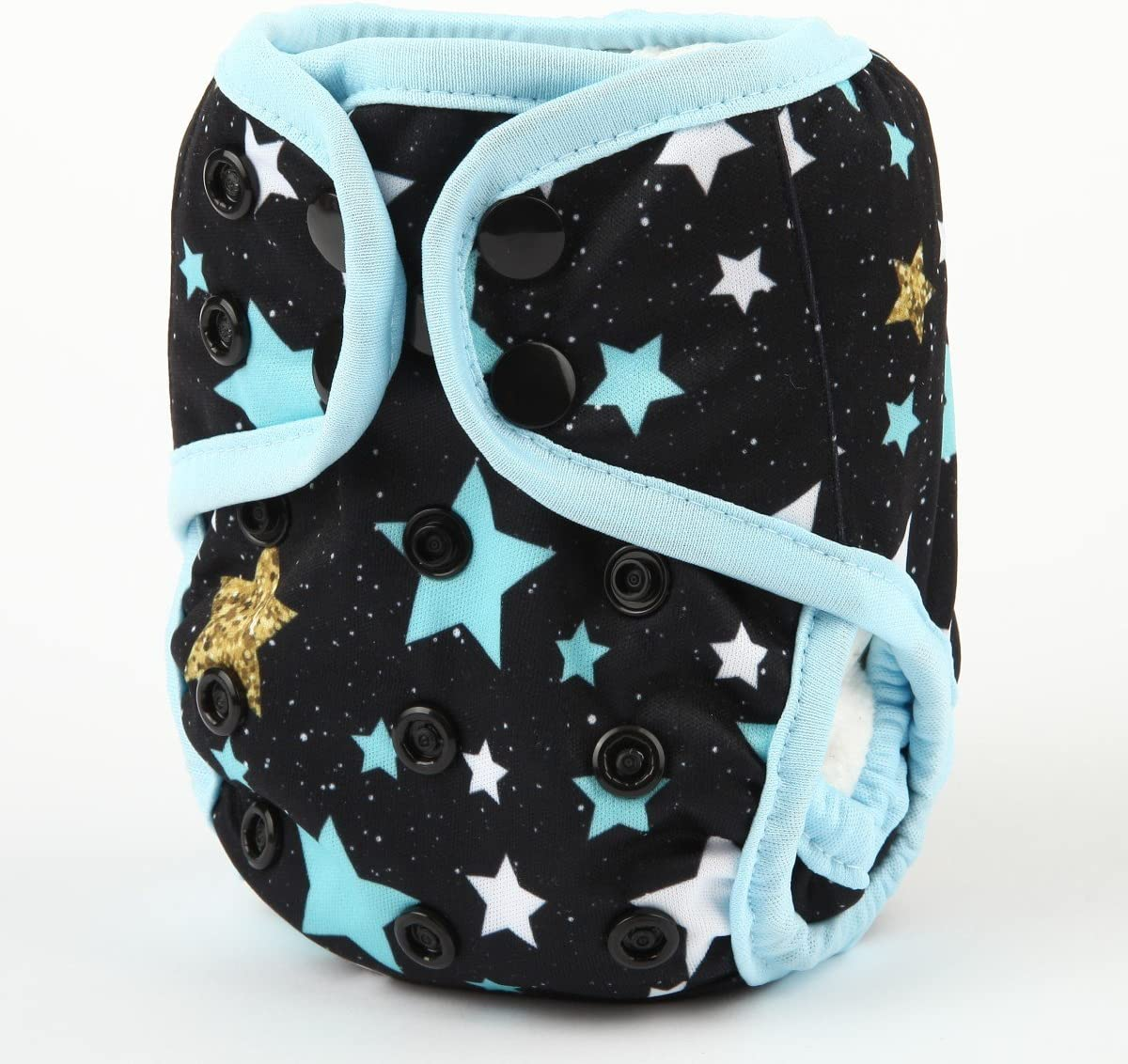 Sigzagor Newborn Baby Diaper Nappy Cover 8lbs-10lbs Forest Deer