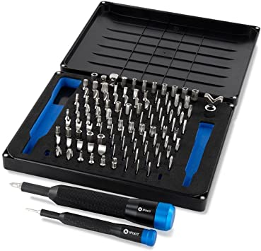 iFixit Manta Driver Kit - 112 Precision Bits for General Household & Electronics Repair