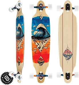 Sector 9 Mens Pinnacle Lookout Complete Skateboard
