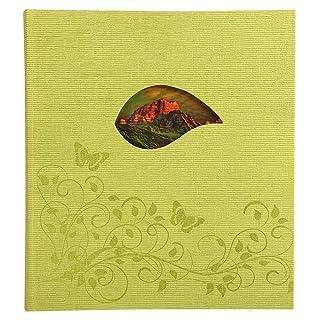 Exacompta Lovely Planet - Álbum foto encuadernado, 29 x 32 cm, color café color café 16612E