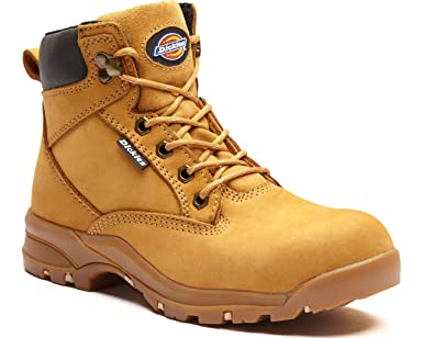 Dickies FC9523-HN-5.5 - Botas de seguridad para mujer (talla 5,