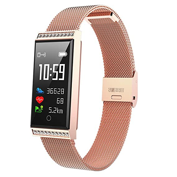 Amazon.com: 2019 New Sports and Fitness Tracker Anti-Lost ...
