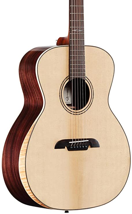 Alvarez ag60ar Grand Auditorium Guitarra acústica, natural