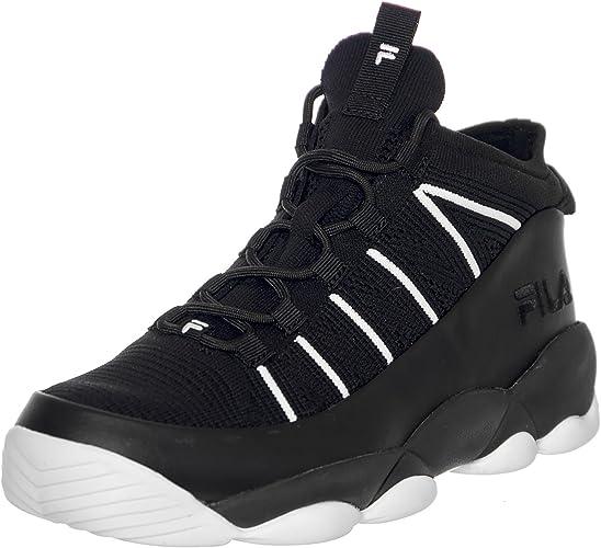 Fila Spaghetti Knit Sneakers - Black