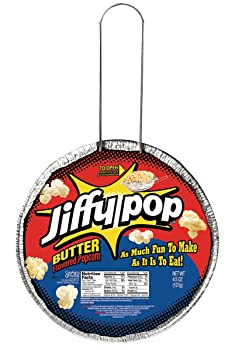 Jiffy Pop Butter-flavored Popcorn Kernel