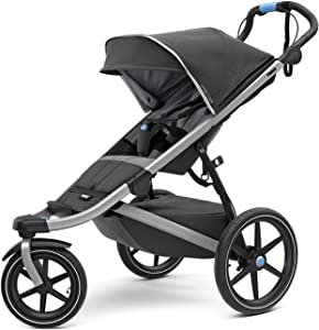 Thule urban glide 2 jogging stroller review