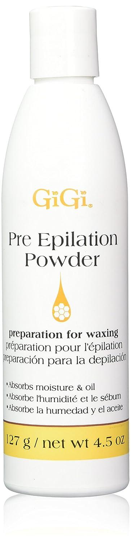 GiGi Pre Epilation Dusting Powder, 4 Ounce TNG Worldwide GG799