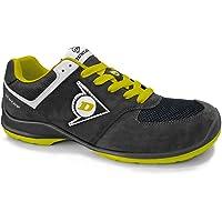 Dunlop DL0201038-42 Zapato, Piel de Ante y Mesh