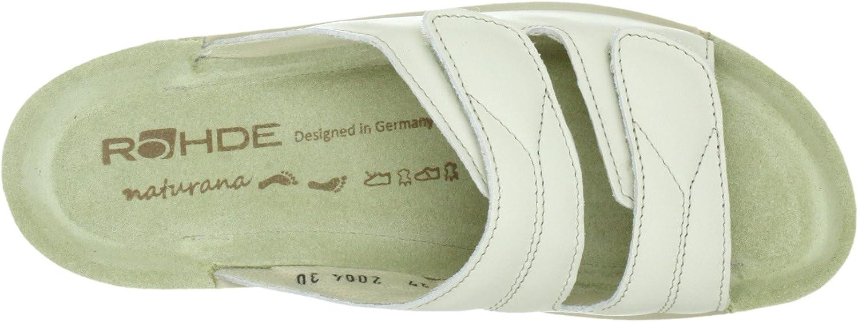 Rohde Soltau-40 Damen Pantoletten