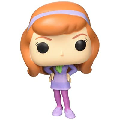 Funko Scooby Doo Daphne Pop Animation Figure: Funko Pop! Animation:: Toys & Games