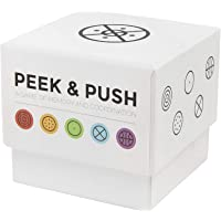 Peek & Push: A Game of Memory and Coordination