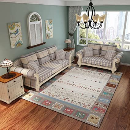 Amazon.com: Modern Nordic Minimalist Area Carpets, Living ...