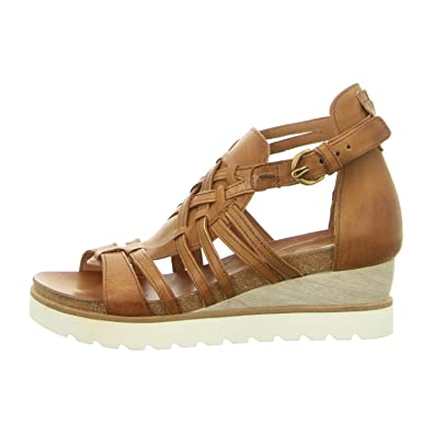 Mjus 221020 marron - Chaussures Sandale Femme