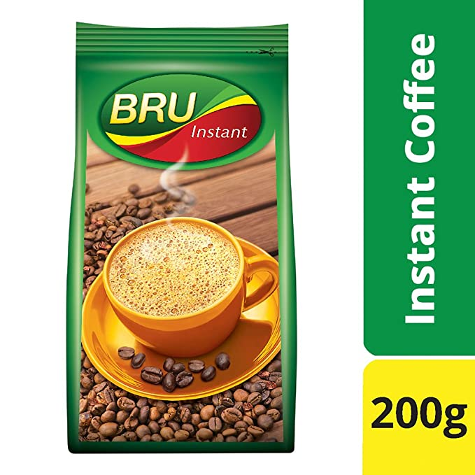 Home & Garden Bru Instant Coffee 200g Choicest Plantation & Robusta Beans Great Taste Beautiful And Charming Other Coffee