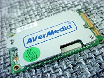 Amazon.com: AVerMedia a306ah a306ab módulo Mini PCI-E PCIe ...