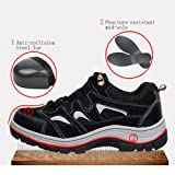 Optimal Product Men's Safety Shoes Work Shoes Comp