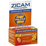 Amazon Com Zicam Natural Elderberry Cold Remedy Medicated