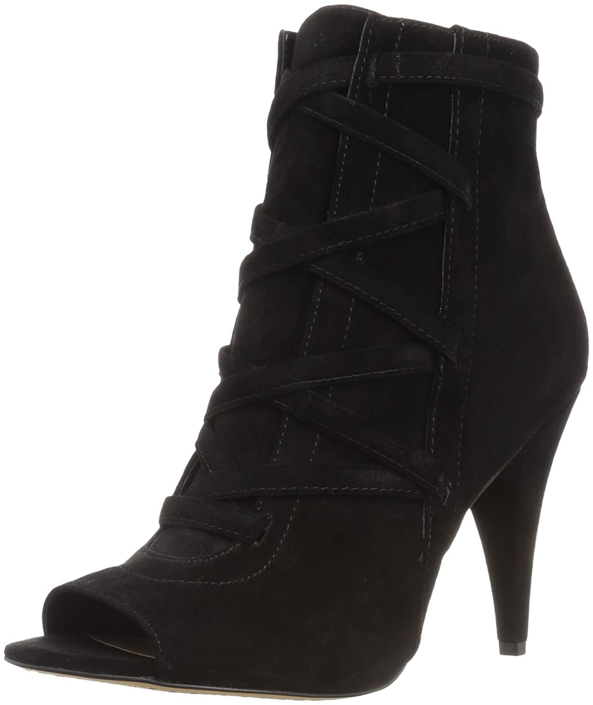 Vince Camuto Women's Aranda Ankle Boot B072FNL288 7.5 B(M) US|Black