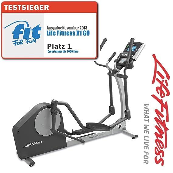 X1 Go de entrenamiento life fitness modelo 13/14 - incluye Vario ...