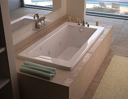 Drop In Jetted Tub.Avano 3260vndr Bali 60 Drop In Air Whirlpool Tub With