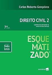 Direito Civil esquematizado® : Contratos em espécie : Direito das coisas - 7ª edição de 2019