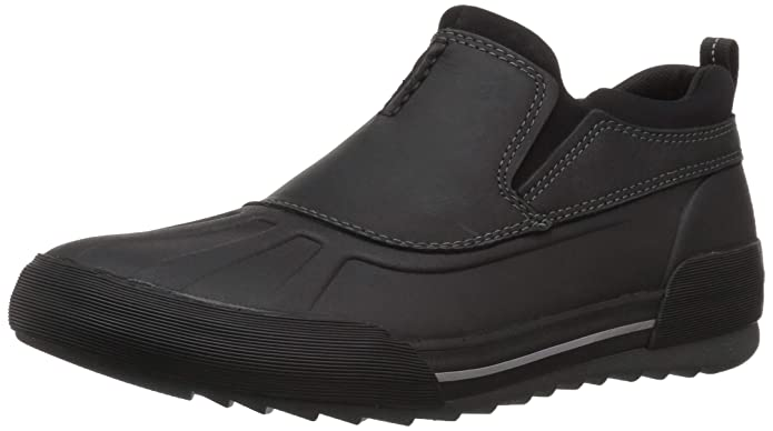 Clarks Men's Bowman Free Shoe, black leather, 150 M US