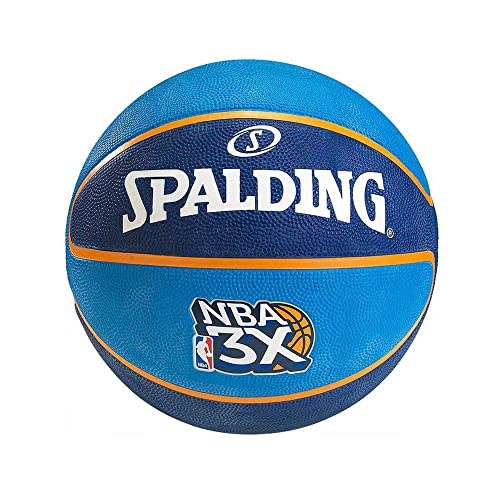 SPALDING nba 3 X Balones de Baloncesto turquesa Talla:6: Amazon.es ...