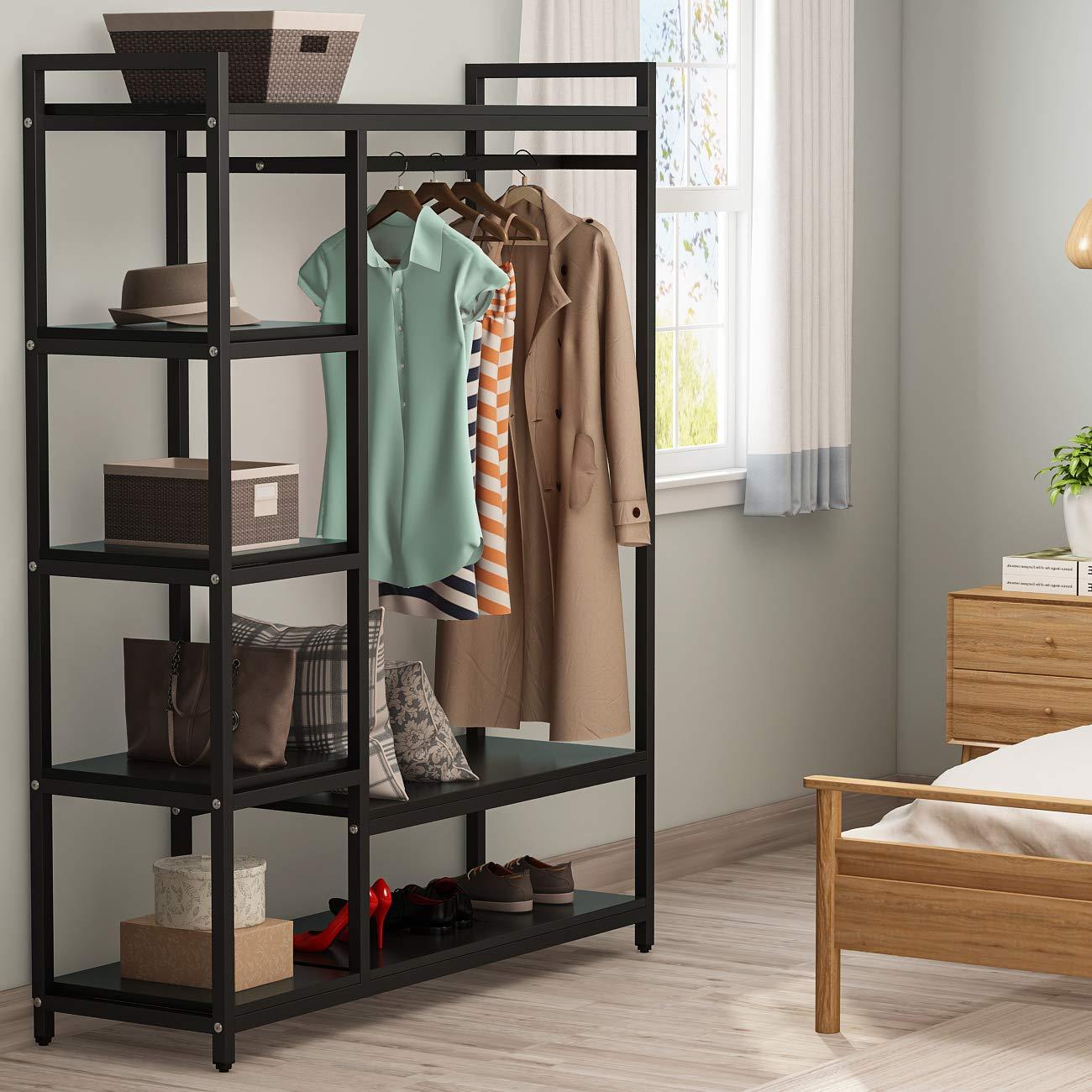 Amazon.com: Little Tree - Organizador de armario de pie ...