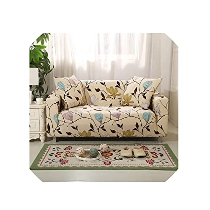 Astonishing Amazon Com All Inclusive Elastic Slipcovers Stretch Corner Pdpeps Interior Chair Design Pdpepsorg