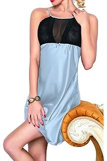 05b8a11ba13397 Langer Damen Schlafanzug Pyjama aus Viskose Malwina (XS - 2XL ...