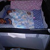 Amazon.com: JOOVY Room2 Cuna para mellizos/gemelos: Baby