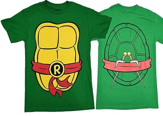 Amazon.com: Teenage Mutant Ninja Turtles disfraz Mens ...