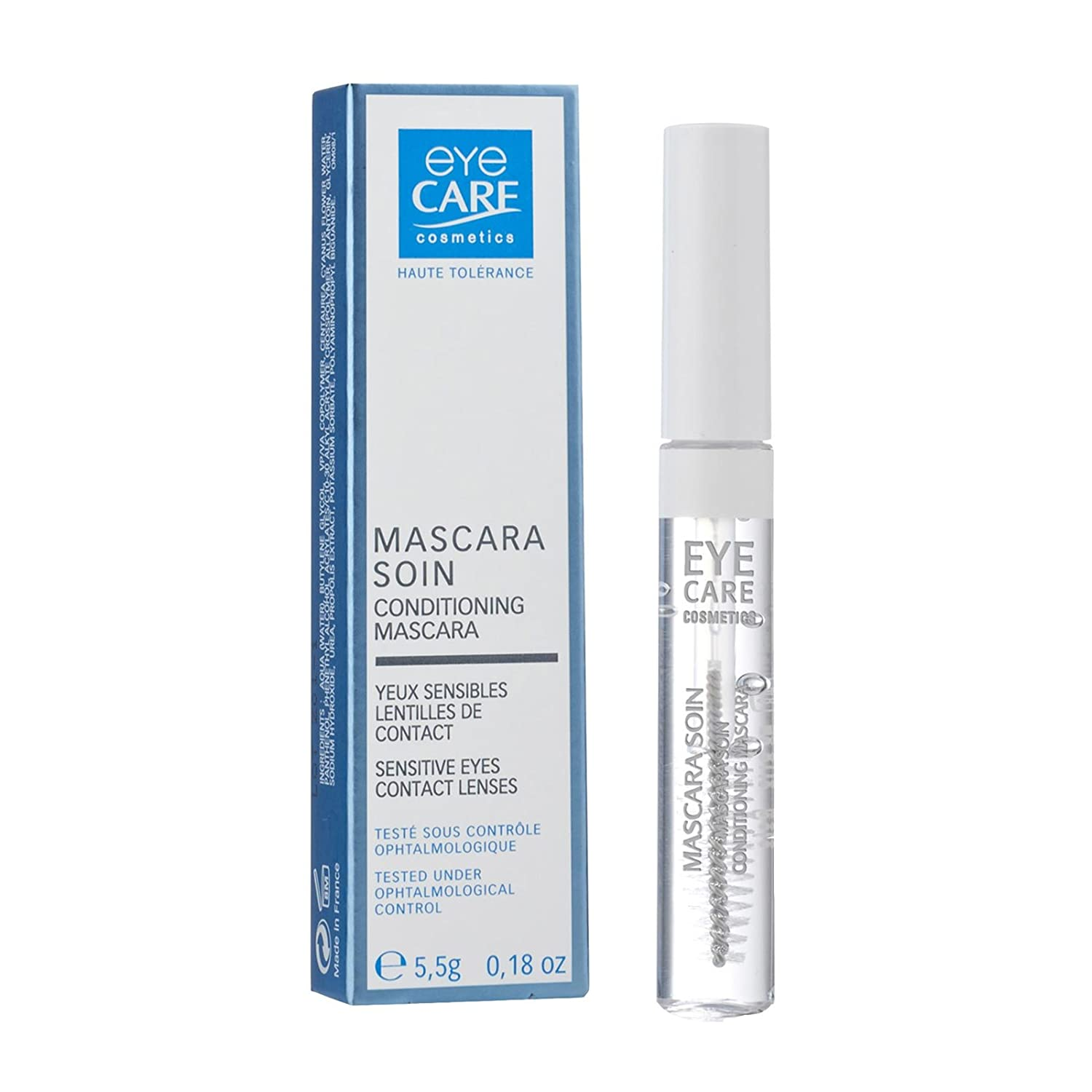 Eye Care Cosmetics Conditioning Ophthalmic Mascara 5.5g Contapharm OM108