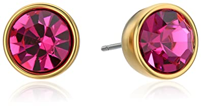 products small fuschia jewellery silver in saba earrings