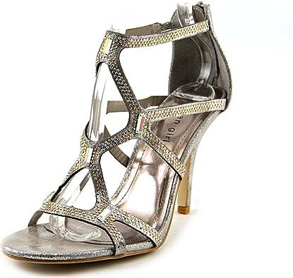 Madden Girl Digitize Women Silver Heels