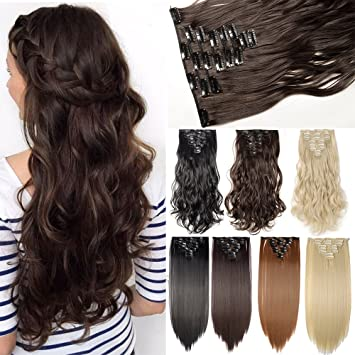 Long Hair Extensions 6